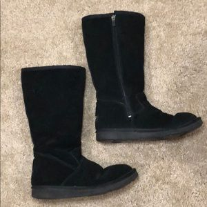 Classic Tall Black Ugg Boots S/N 5235